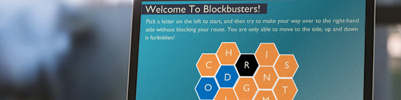 Free Articulate Storyline 2 Template: Blockbusters Style Quiz Game