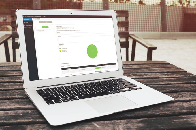 Simple LMS Administration