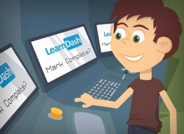 LearnDash Mark Complete Plugin