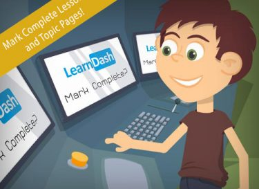 Lesson and Topic Progression plugin for LearnDash LMS