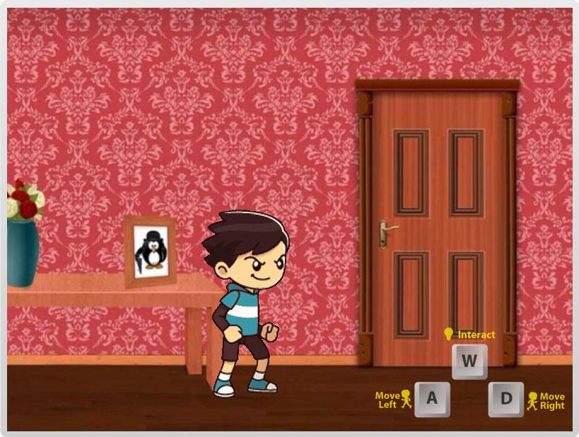 Articulate Storyline Side-Scroller Game