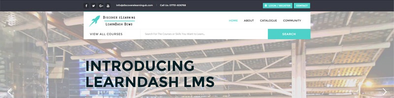 Our New LearnDash LMS Demonstration Site