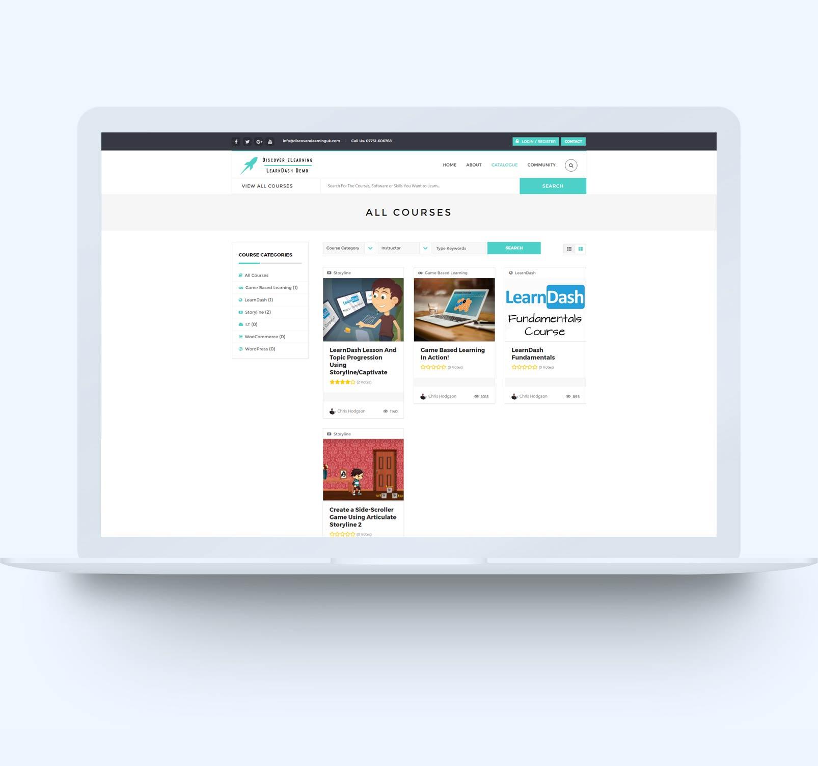 LearnDash for Mac