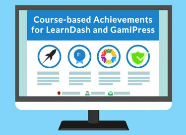 Course-based Achievements for LearnDash and GamiPress