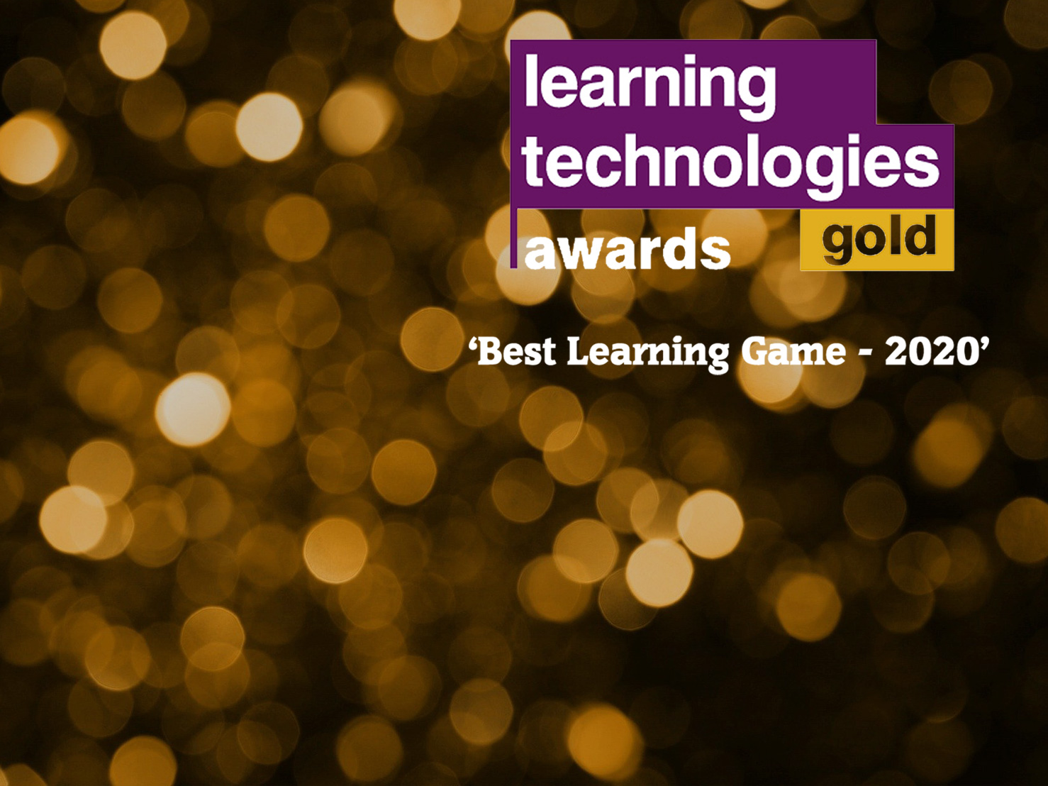 Learning Technologies Awards Success for Discover eLearning